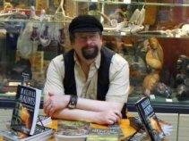 Steve Vernon, author shot