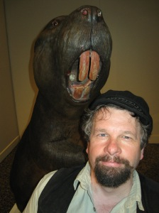 Hi - my name is Steve Vernon and I was born in the days when giant prehistoric beaver walked the earth.