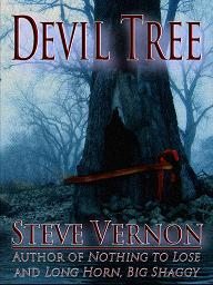 Devil Tree Cover - scrapbook size