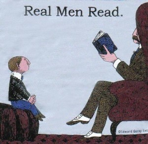 Real Men Read
