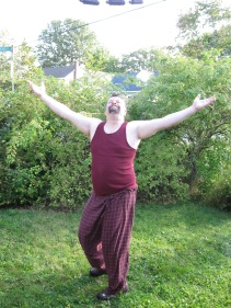 This is me, doing my Happy Dance!