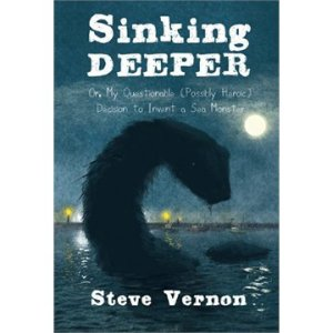 Sinking Deeper New Cover