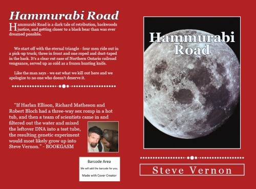 Hammurabi Road Homemade Version
