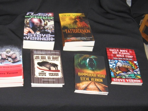 Books for the Book Fair 002