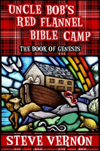 Click this cover to order UNCLE BOB'S BOOK OF GENESIS at Amazon.com