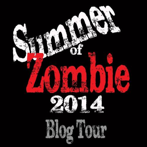 You click here and this will take you right to the SUMMER OF ZOMBIE 2014 BLOG TOUR LINKS so that you won't miss a single segment.