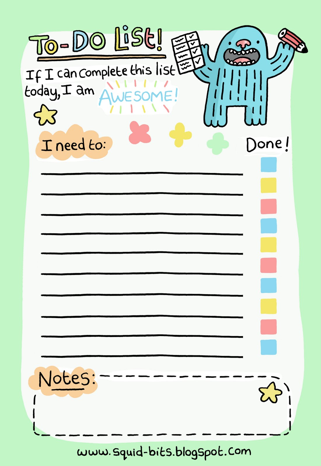 diy to do list template - day 6 at nanowrimo making a to do list yours in