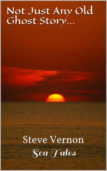 If you click this cover it will take you directly to the Amazon listing for NOT JUST ANY OLD GHOST STORY...