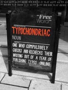Typochondriac Definition