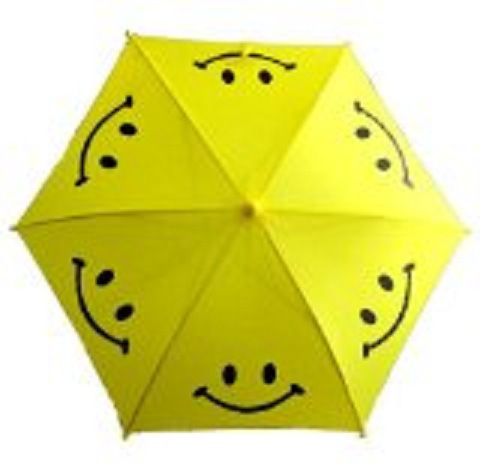 umbrella smile