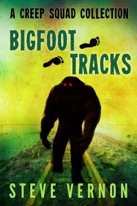Spend a paltry 99 cents on BIGFOOT TRACKS!