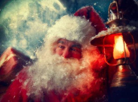 Santa is real