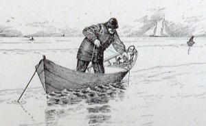 The Hand-Line Cod Fishery