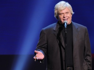 """CMT Presents """"Ron White's Comedy Salute To The Troops"""" A Special Honoring The Armed Forces Premiering Saturday, March 12"""