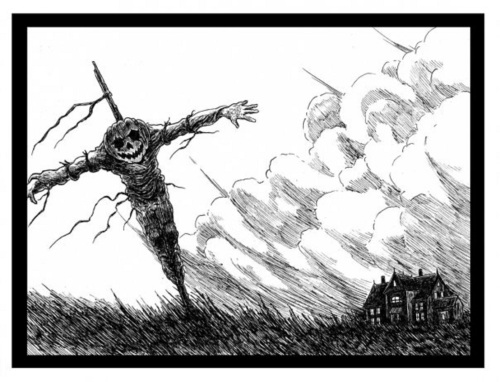 Scarecrow - big