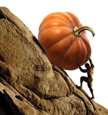 halloween sisyphus