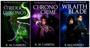 How I Write - K.M. Carroll