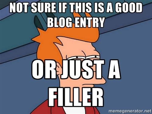 blog entry