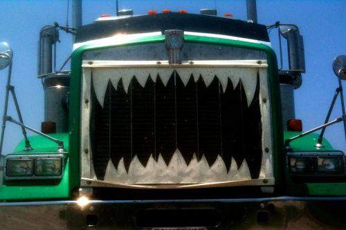 Cranky Truck