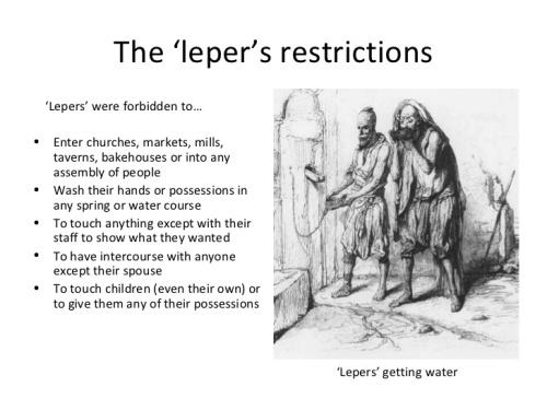 Leper Rules