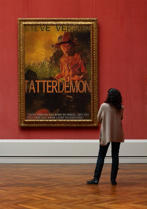 Photofunia TATTERDEMON