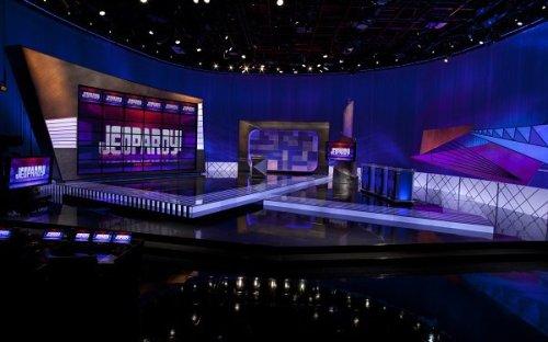 empty Jeapordy Studio